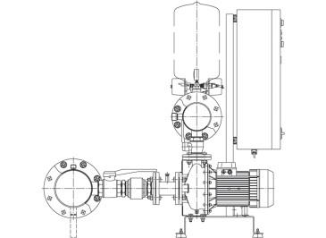ebara sistem za povisenje pritiska